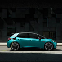 El Volkswagen ID.3 será capaz de cargar sus baterías a una potencia de 80 kW, superando al Peugeot e-208 o al Hyundai Kona EV