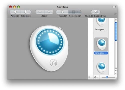 Cómo extraer los iconos de una aplicación usando Vista Previa