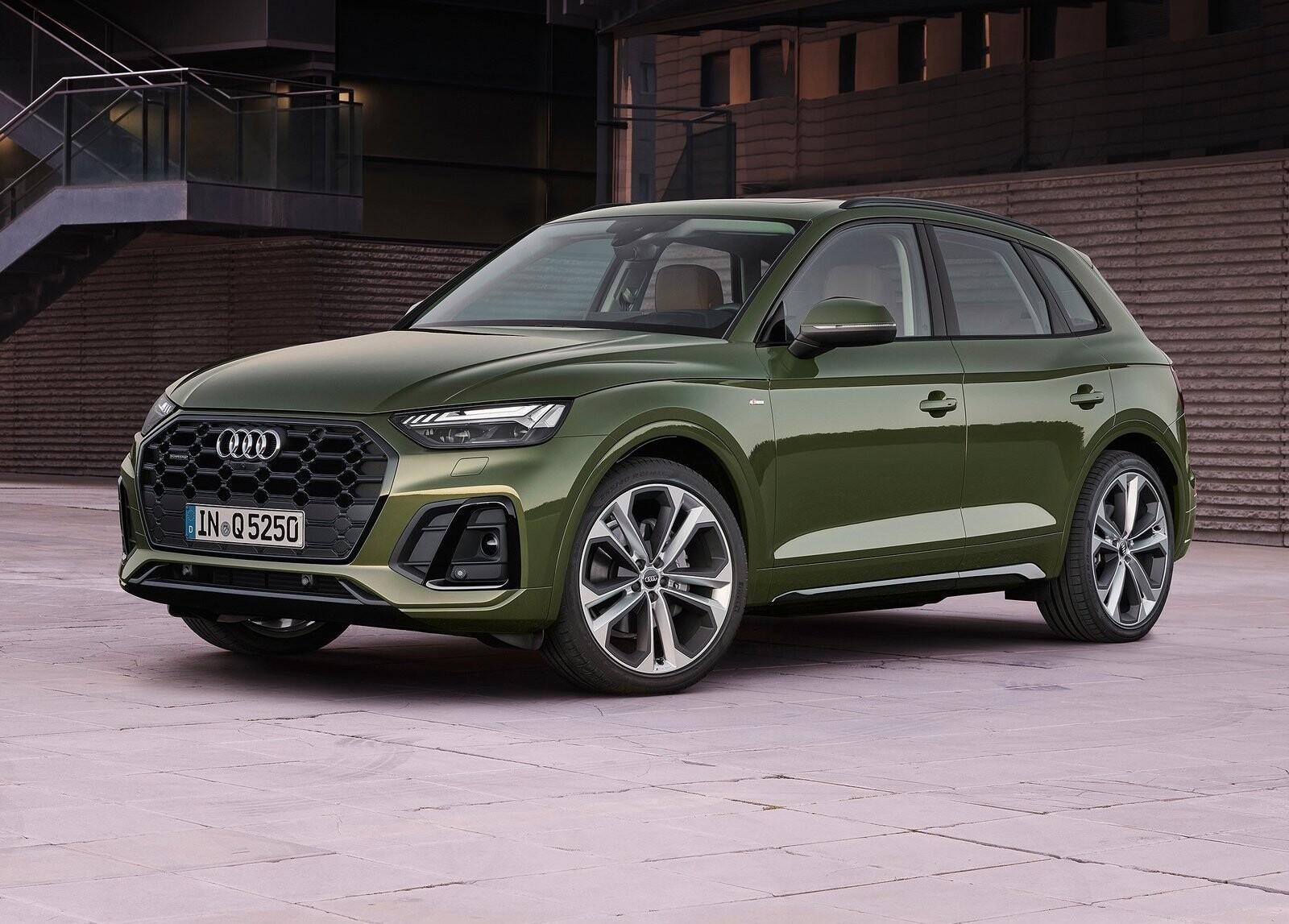Foto de Audi Q5 2021: Precios, versiones y equipamiento en México (2/13)