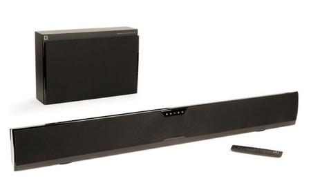 SoloCinema XTR, barra de sonido con subwoofer de gama alta para  nuestros smart TV