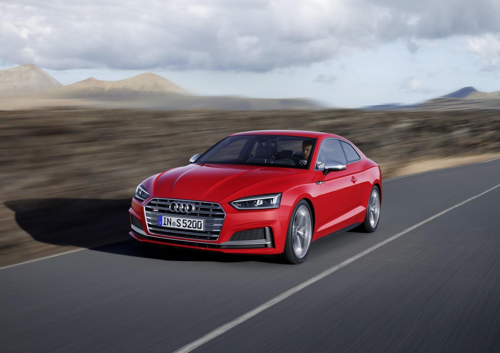 15on Audi A5 2017