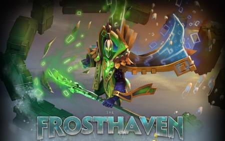 Así es la increíble Arcana de Rubick que llega con Frostivus, el evento de temática navideña en Dota 2
