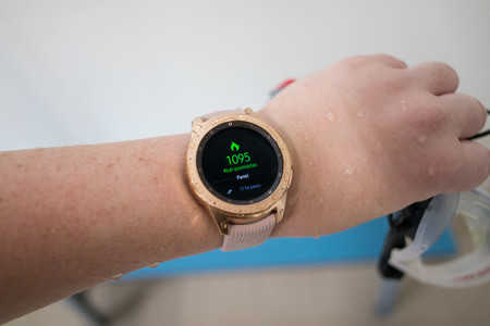 Samsung Galaxy Watch Natacion