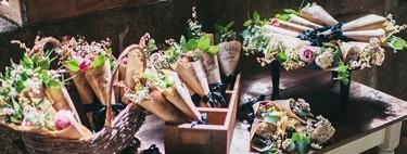 Estos regalos de boda originales pueden ser una buena idea para quedar genial con los invitados en el día B