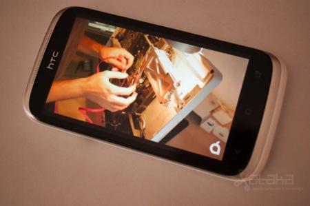 HTC Desire X análisis