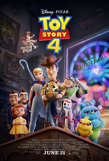 Toy Story 4 Poster 1163565