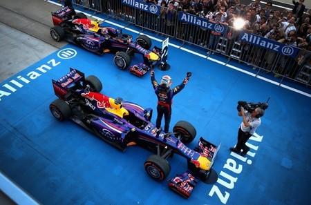 Red Bull Racing: cuando el dinero también ayuda al éxito