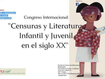 """La UCLM celebra el Congreso Internacional """"Censura y Literatura Infantil y Juvenil en el Siglo XX"""""""