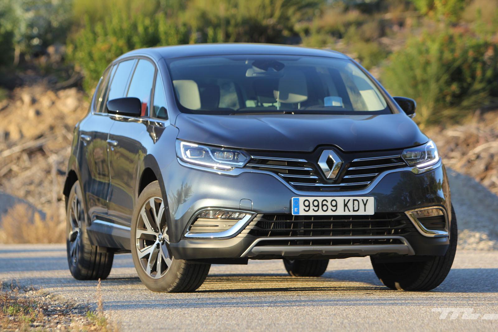 Foto de Renault Espace TCe 225 CV (prueba) (11/46)