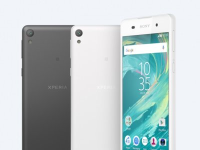 Sony presenta su Xperia E5, un gama de entrada con Android 6.0 Marshmallow