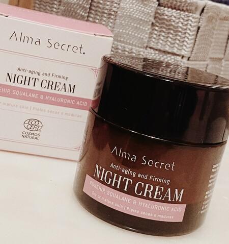 crema noche alma secret