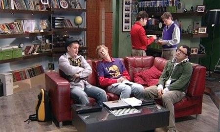 'Los Teóricos', plagio bielorruso de 'The Big Bang Theory'