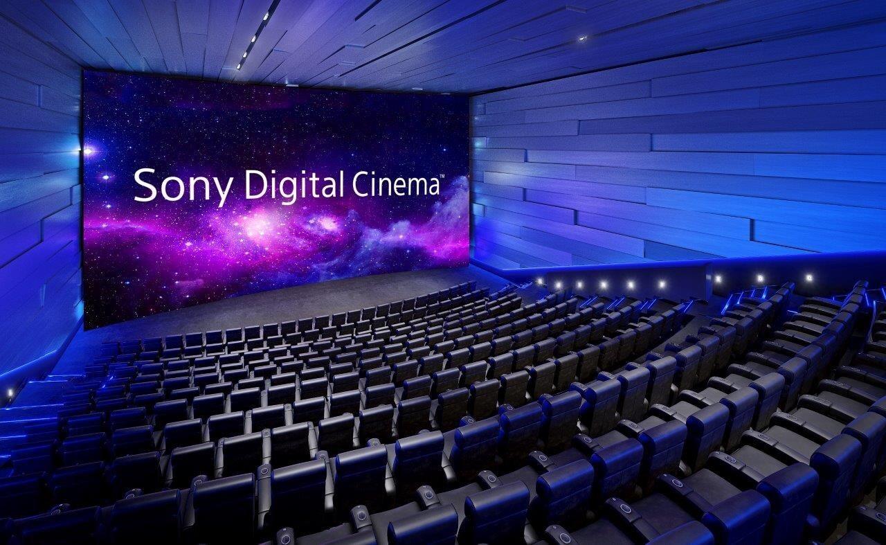 Sony salas cine streaming Josh Greenstein