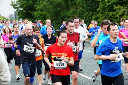 En la carrera: evita aceleraciones bruscas