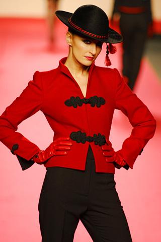 Las mejores colecciones Otoño-Invierno 09/10 de la Cibeles Madrid Fashion Week, días 2, 3 y 4 (II)