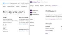 Microsoft unifica los registros de desarrollador para Windows Phone y Windows