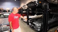 Paul Walker y Roger Rodas tenían esta impresionante colección de coches
