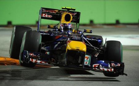 GP de Singapur de Fórmula 1. Red Bull, lejos de la victoria pero más líderes