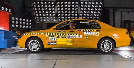 Otra prueba de choque de un coche chino: ¿terminará bien?