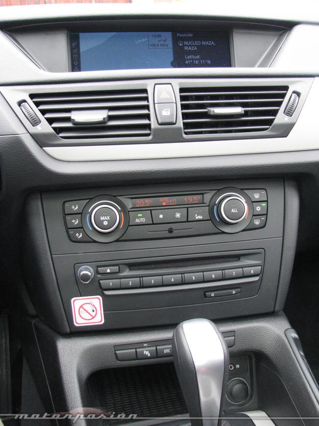 Foto de BMW X1 xDrive23d (prueba) (29/34)