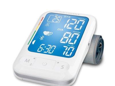 Tensiómetro de brazo con Bluetooth Medisana BU-550 por 51,50 euros