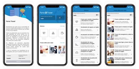 Forvo Travel En App Store