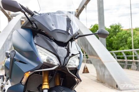 Honda Forza 750 2021 Prueba 028