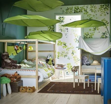 Cat logo ikea 2016 novedades para los dormitorios infantiles for Ikea almacenamiento ninos