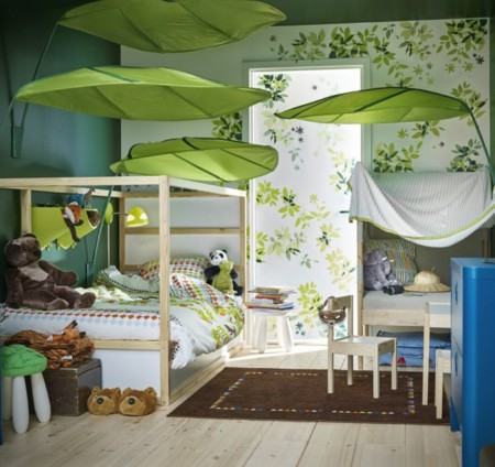 Cat logo ikea 2016 novedades para los dormitorios infantiles - Ikea cabecero infantil ...