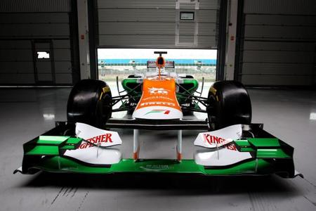 Sebastien Buemi y Adrian Sutil suenan para ir a Sahara Force India
