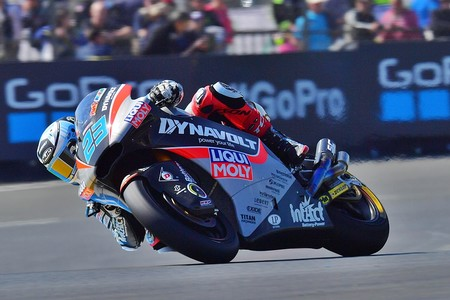 Marcel Schrotter Moto2 Motogp Italia 2018