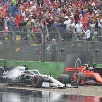 La Fórmula 1 cierra en Alemania su mes mágico con una de las mejores carreras de coches de la historia