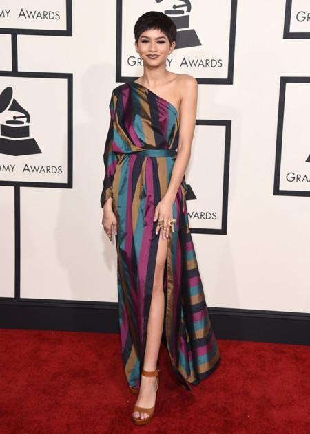 Zendaya Grammy 2015