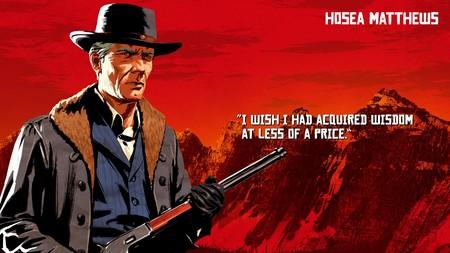 Red Dead Redemption 2 Hosea Matthews