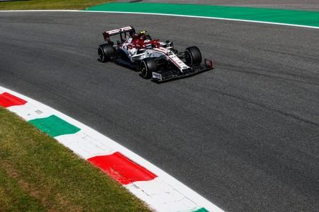 Giovinazzi Monza F1 2020
