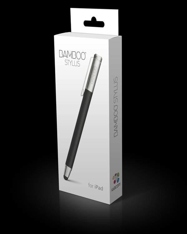 wacom bamboo stylus ipad caja