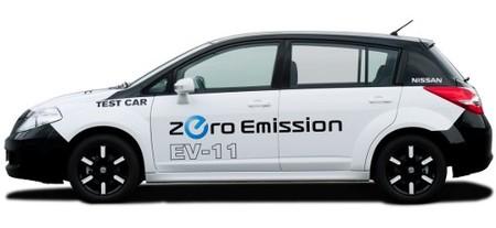 Nissan EV-11 Prototype