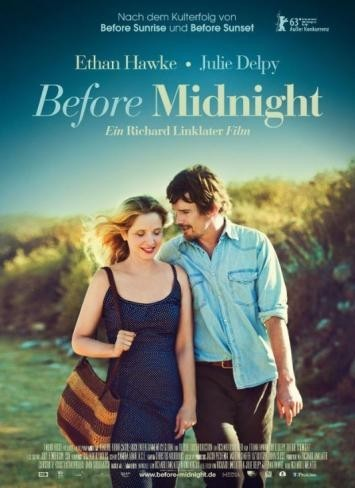 El cartel de Before Midnight
