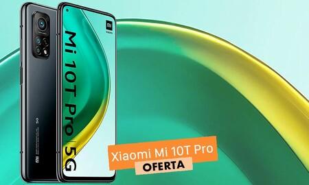 Estrenar smartphone 5G potente sale más barato con TecnoFactory Te Habla: Xiaomi Mi 10T Pro 8GB+256GB por sólo 399 euros