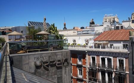 Verano en Madrid: El Hotel Urban renueva su terraza