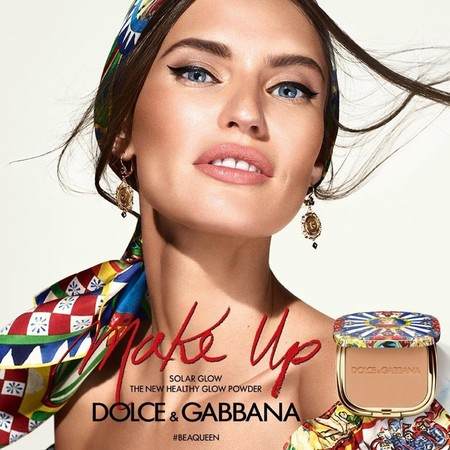 Dolce Gabbana Be Queen Makeup Campaign04