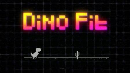 Tú eres el dinosaurio: salta en la vida real para controlar el mítico juego de Google Chrome