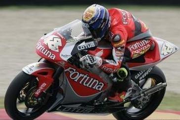 Primera pole de Lorenzo en 250