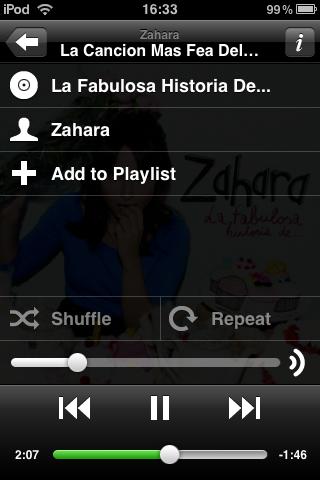 Foto de Spotify para iPhone (4/26)