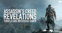 'Assassin's Creed: Revelations', todo lo que necesitas saber del nuevo 'Assassin's Creed'