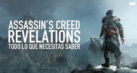 'Assassin's Creed: Revelations', todo lo que necesitas saber del nuevo 'Assassin's Creed'