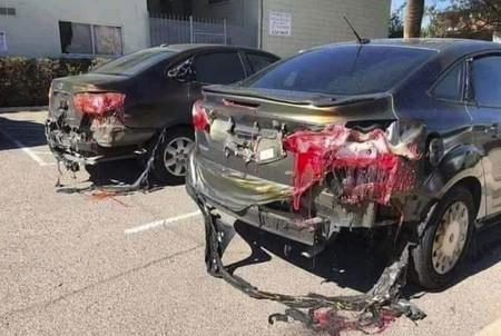No, el calor no está derritiendo autos en Kuwait y te explicamos por qué