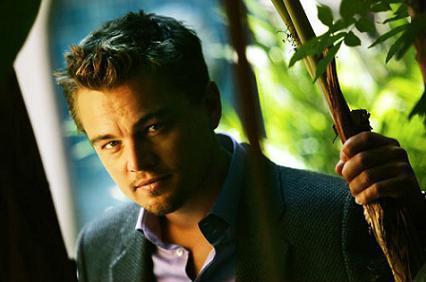Leonardo DiCaprio, preocupado por el medio ambiente