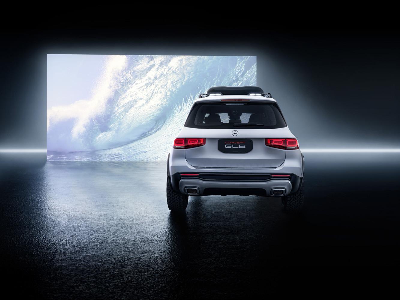 Foto de Mercedes-Benz GLB Concept (11/26)