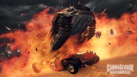 Carmageddon regresa y tendrá título para PS4 y Xbox One a mediados de 2016
